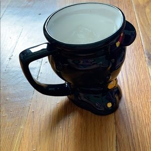 Betty Boop Other - Betty Boop ceramic biker mug